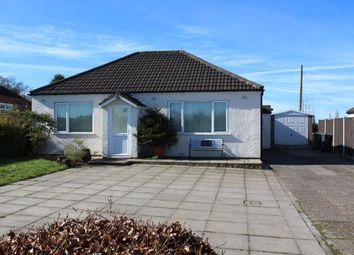 Thumbnail 2 bed bungalow for sale in Northwich Road, Higher Whitley, Warrington, Cheshire