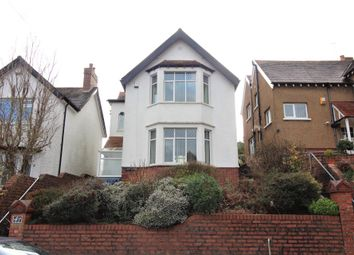 Thumbnail 3 bed property for sale in Allt-Yr-Yn Road, Newport