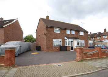 Thumbnail 3 bed semi-detached house for sale in Leesons Way, Orpington