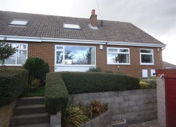 Thumbnail 4 bed semi-detached bungalow for sale in Acre Lane, Wibsey, Bradford