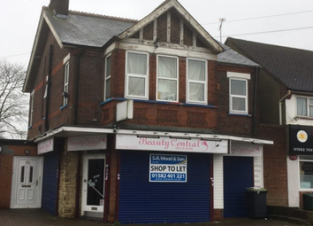 Thumbnail Retail premises to let in 618 Hitchin Road, Luton