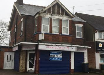 618 Hitchin Road, Luton LU2. Retail premises to let