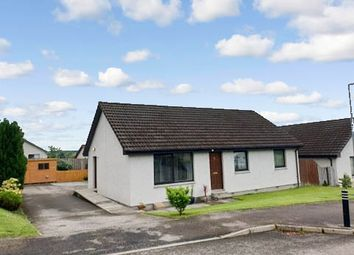 Thumbnail 3 bed detached bungalow for sale in Telford Gardens, Dingwall