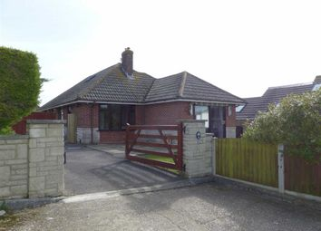 Thumbnail 4 bed detached bungalow for sale in Wilmslow Road, Chickerell, Weymouth Dorset