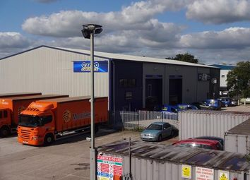 Thumbnail Commercial property for sale in Unit 31, Quakers Coppice, Crewe Gates Industrial Estate, Crewe, Cheshire