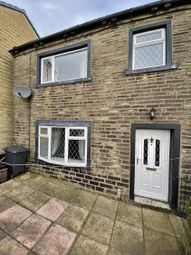 Thumbnail 2 bed end terrace house to rent in Natty Lane, Illingworth, Halifax