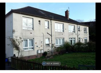 Thumbnail 3 bed flat to rent in Wylie Cresent, Cumnock