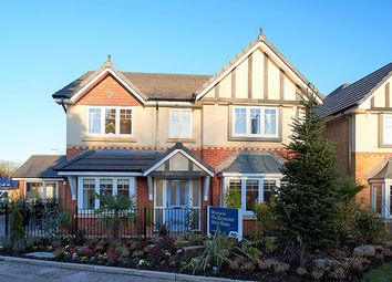 Thumbnail 4 bed detached house for sale in Off Gorsey Lane, Mawdesley