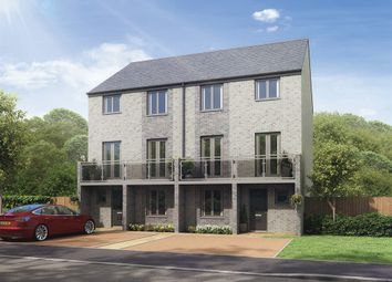 """Thumbnail 3 bed terraced house for sale in """"The Canterbury """" at Whinney Hill, Durham"""