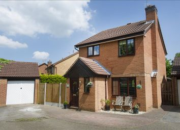 Thumbnail 3 bedroom detached house for sale in Gripps Common, Cotgrave, Nottingham