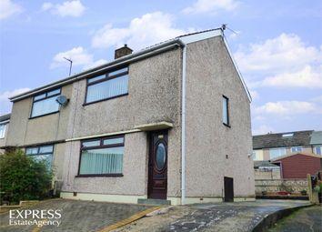 Thumbnail 2 bedroom semi-detached house for sale in Vernon Crescent, Galgate, Lancaster, Lancashire