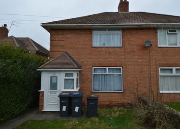 Thumbnail 3 bed end terrace house to rent in Harvington Road, Weoley Castle, Birmingham