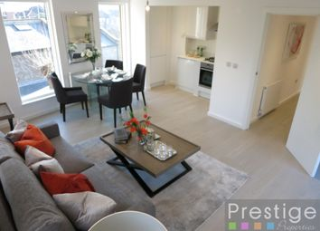 Thumbnail 2 bed flat to rent in Millfield Road, London
