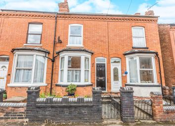 Thumbnail 3 bedroom terraced house for sale in Vauxhall Street, Worcester