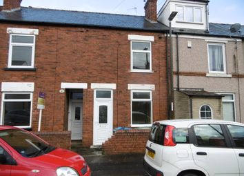 Thumbnail 2 bed terraced house to rent in James Street, Chesterfield