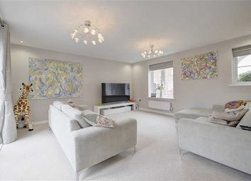 Thumbnail 4 bed detached house for sale in Brunel Drive, Hailsham