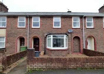 3 bed terraced house for sale in Victory Avenue, Gretna, Dumfries And Galloway DG16