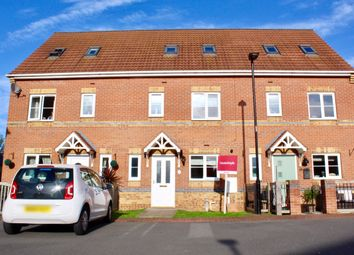 Thumbnail 4 bed terraced house for sale in Kestrel Drive, Mexborough
