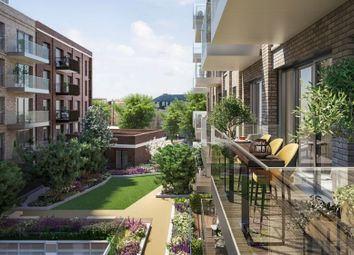 Thumbnail 1 bed flat for sale in Georgette North Building, Silk District, Whitechapel, London