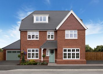 "Thumbnail 5 bed detached house for sale in ""Highgate"" at Chaul End Village, Caddington, Luton"