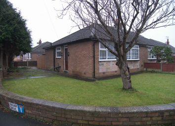 Thumbnail 2 bed bungalow to rent in Sagar Drive, Freckleton, Preston