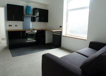 Thumbnail 1 bedroom flat to rent in Walter Road, Uplands, Swansea