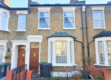 Thumbnail 4 bed terraced house to rent in Bruce Castle Road, London