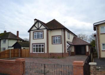 Thumbnail 4 bed detached house to rent in Lynn Road, Ely