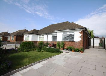 Thumbnail 2 bed semi-detached bungalow for sale in Irvin Avenue, Crossens, Southport