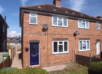Thumbnail 2 bed semi-detached house to rent in Steventon Road, Telford, Wellington