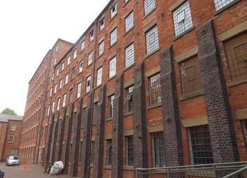 Thumbnail 2 bed flat to rent in Longs Mill, Brook Street, Derby