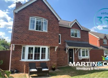 4 bed detached house for sale in Paxmans Road, Westbury BA13
