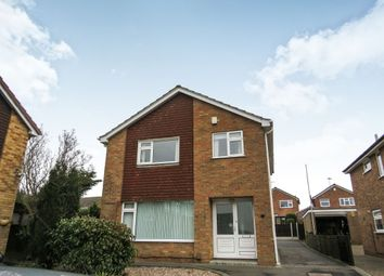 Thumbnail 4 bed detached house for sale in Kilburn Drive, Ilkeston