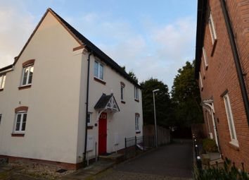 Thumbnail 3 bed semi-detached house for sale in Hawks Drive, Tiverton, Devon