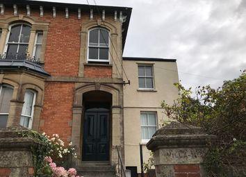 Thumbnail 1 bed flat to rent in Richmond Villas, Glastonbury