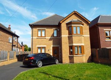 Thumbnail 5 bed detached house for sale in Withington Road, Chorlton, Manchester, Greater Manchester