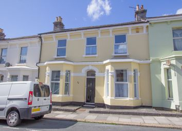 Thumbnail 3 bed terraced house for sale in Sydney Street, North Road West, Plymouth
