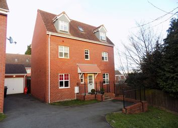 Thumbnail 4 bedroom detached house for sale in Quarry Bank, Brierley Hill, West Midlands