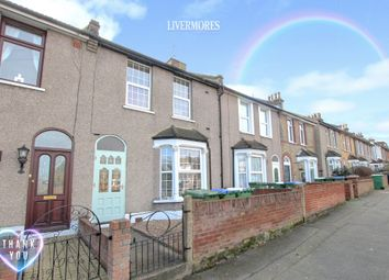 Thumbnail 4 bed terraced house for sale in Old Road, Crayford