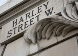 Thumbnail Commercial property to let in Harley Street, London