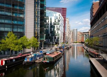 Thumbnail 2 bed flat for sale in Canalside Walk, Paddington Basin, London