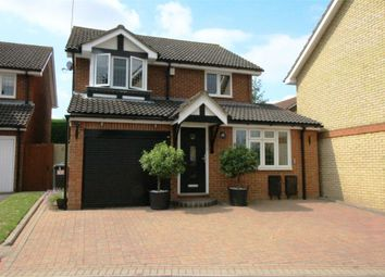 Thumbnail Detached house for sale in Kestrel Road, Waltham Abbey, Essex