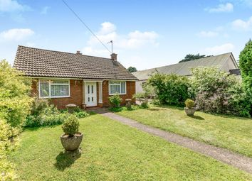 Thumbnail 2 bed detached bungalow for sale in Main Street, Maids Moreton, Buckingham