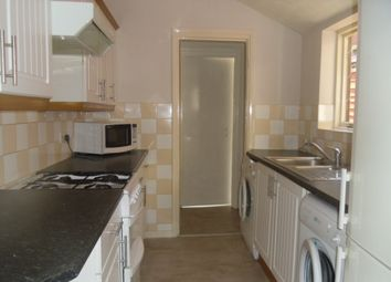 Thumbnail 2 bed terraced house to rent in Wimbourne Road, Luton