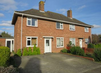 Thumbnail 3 bed semi-detached house for sale in Theobald Road, Norwich