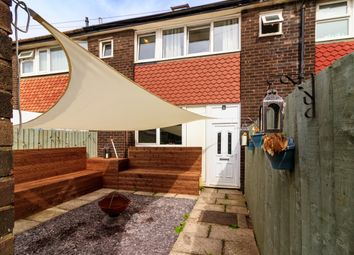 Thumbnail 3 bed terraced house for sale in Heathcroft Drive, Leeds