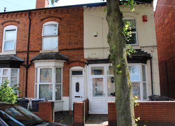 Thumbnail 2 bed terraced house for sale in Hutton Road, Handsworth