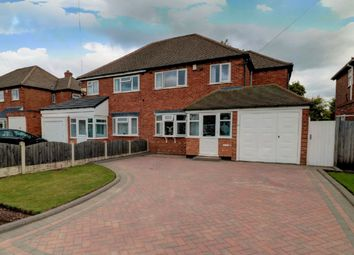 Hazelhurst Road, Castle Bromwich, Birmingham B36. 3 bed semi-detached house for sale