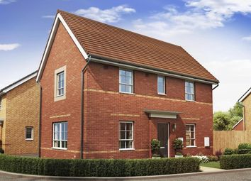"""Thumbnail 3 bed semi-detached house for sale in """"Moresby"""" at Lancaster Avenue, Watton, Thetford"""