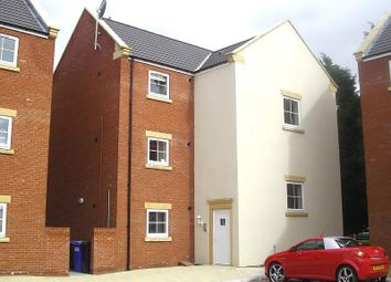 Thumbnail 1 bed flat for sale in Turner Square, Stobhill, Morpeth